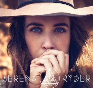 Serena Ryder-Harmony-new and sealed cd + bonus Jewel cd