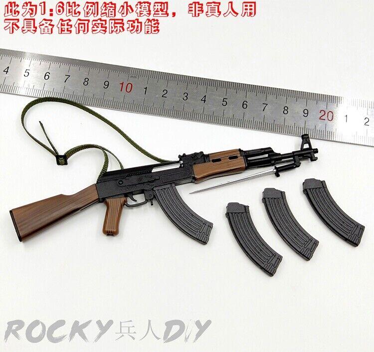 56 Type Submachine Gun for Mini Times Toys M015 PLA Sino-Vie