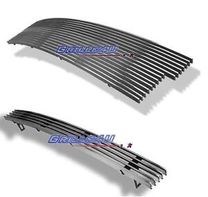 Ford F-150 2WD Billet Grille Combo Upper+Lower 97-98