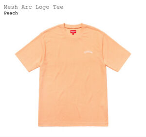 Supreme Logo Tee Embroidered size L