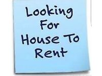 WANTED LONG TERM RENTAL