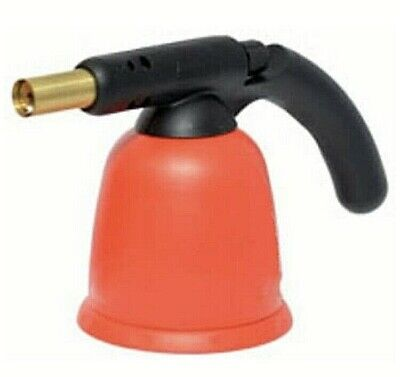 Soplete de Gas Butano Soldador Regulable Presión Directa Fontanería Bricolaje