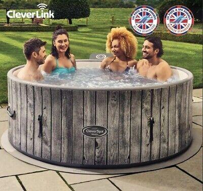 CleverSpa Waikiki Premium 6-7 Person Hot Tub Same As Lay-Z Helsinki & St Moritz