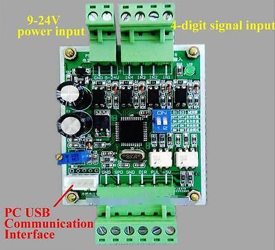 924v Input Stepper Motor Speed Controller Regulator Pulse Signal Generator