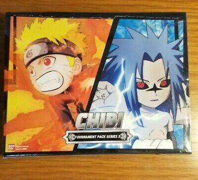 Naruto Shippuden CCG, Chibi Tournament Pack Series 3 Sealed Booster - Naruto Ccg Series