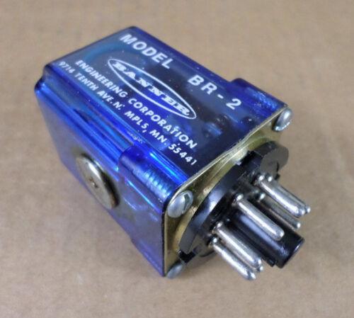 Banner Engineering BR-2 20114-81 Deltrol Controls Relay