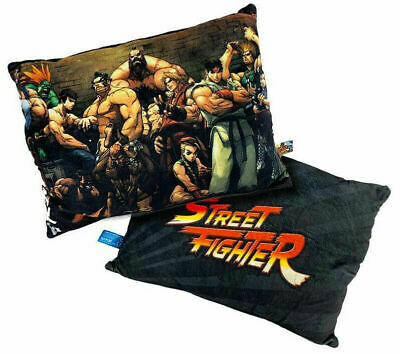 STREET FIGHTER CUSHION BY CAPCOM 'VERY RARE AND HARD TO FIND'