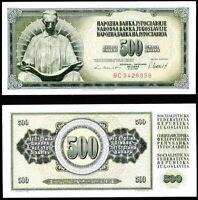 Yugoslavia - 500 Dinara 1981 Fds Unc -  - ebay.it