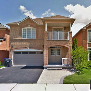 FOR RENT: Churchill Meadows/Mississauga/4 Bedrooms & 3 Bathrooms