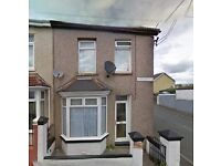 Spacious 3 Bed End of Terrace House - Merthyr Tydfil