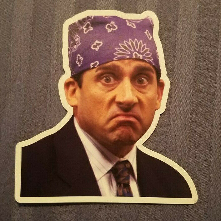 Prison Mike Magnet  The Office  Michael Scott