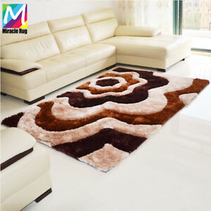 New Gorgeous Shaggy Rug 3D Design