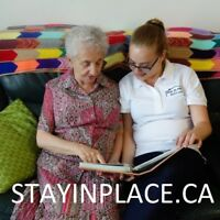 Stay In Place Senior Care  - Home health care for seniors