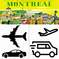 Cornwall to Montreal parcel delivery or pick up airport drop off