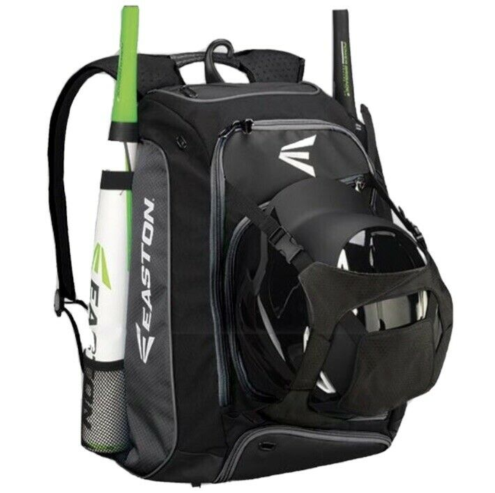 Easton Walk-Off Bat Pack Backpack Black