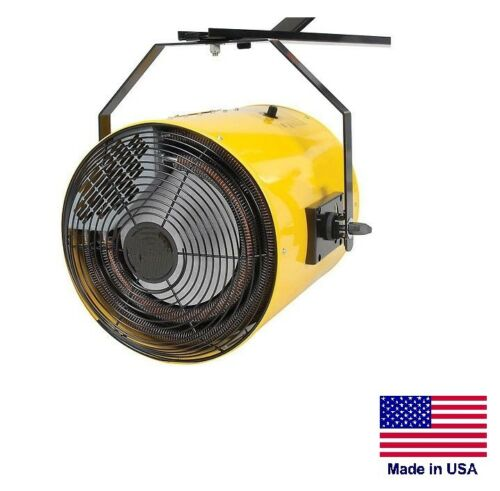 ELECTRIC HEATER - Commercial - 15 kW - 480 Volt - 3 Phase - 51,195 BTU - Mounted