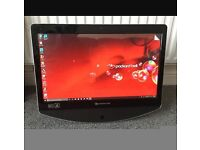23inch PC (TOUCH SCREEN) all in one, packard bell L5351