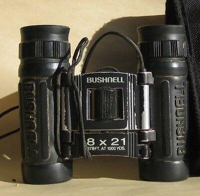 Бинокли и монокуляры VTG Bushnell 8x21