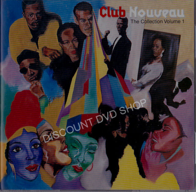 Club Nouveau. The Collection Volume 1. New CD