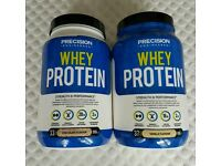 WHEY Protein Strength and Performance