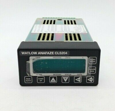 Type: K Max: 2500F New Watlow LVE2KW00000160A Temperature Controller 240VAC