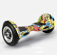 """10"""" wheel electric self balancing scooter skywaker hoverboard"""