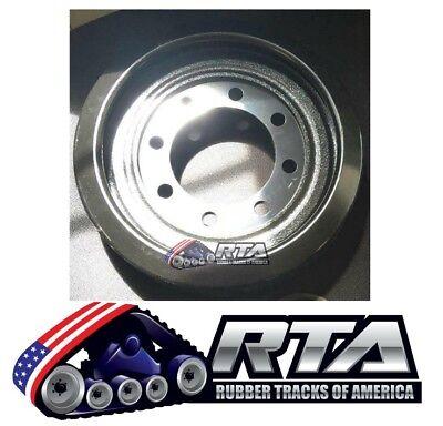 One 10 Steel Middle Bogie Wheel Fits Cat 247b2 247b3 257b2 257b3 257d