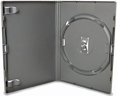 50 AMARAY DVD single Black Case Box Leer Hülle Hüllen Schwarz