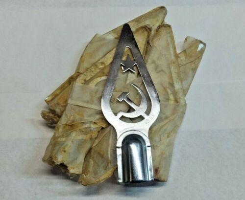 Vintage Soviet pommel tip Flag Pennant USSR Russian