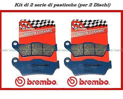 Pastiglie Brembo Carbon Ceramic Ant Ducati Indiana    07BB0606 Cagiva Elefant