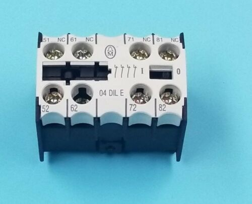 EATON CORPORATION  KLOCKNER MOELLER 04-DIL-E CONTACTOR/RELAY ACCESSORY