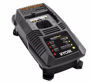 Ryobi Quick charge Battery Charger