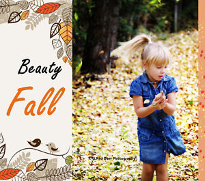 U Red Deer Photography-Beauty Fall Family Photo Session