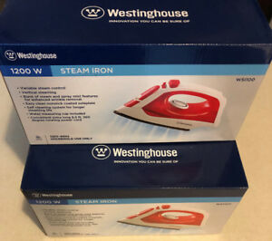 BRAND NEW -  Westing House 1200w  Steam Iron