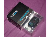 Go Pro Wi fi combo kit new and sealed