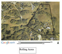 20 Acres pasture available close to Calgary
