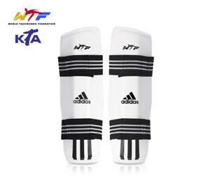 Adidas WTF Taekwondo Shin Guards (Medium)