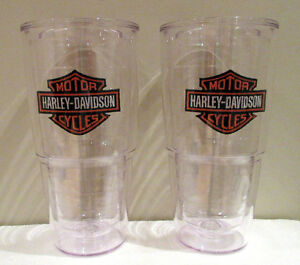 Tervis Gobelets Harley Davidson Tumblers 24oz * Neufs * New * West Island Greater Montréal image 3