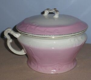 Pot de chambre antique   Chamber pot
