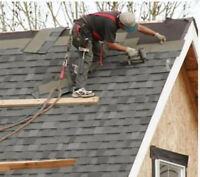 Roofing laborer
