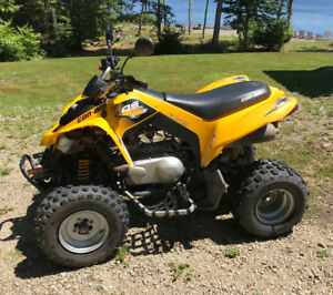 Kid's ATV (2015 CAN-AM DS 250)