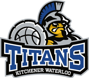 TODAY - KW TITANS professional basketball vs Cape Breton - 2 pm