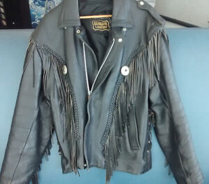 Classic Collector Leather Jacket Extra Large