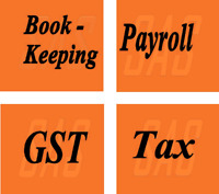Tax, Bookkeeping, Accounting, Payroll, and GST Services
