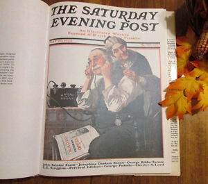 Norman Rockwell and the Saturday Evening Post 1916-1928 Kitchener / Waterloo Kitchener Area image 4