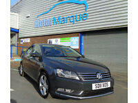 Volkswagen Passat 2.0TDI ( 140ps ) BlueMotion Tech 2011MY SE