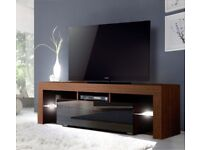 TV Stand with LED lights - Brand New Unused. (unwanted gift)