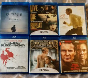 Action Blu-Ray Movies