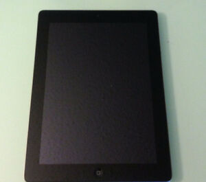 Apple iPad (64GB, Wi-Fi, Black) 4th Generation $475 OBO