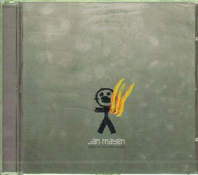 Jan Mayen(CD Album)Home Of The Free Indeed-New